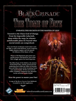 Black Crusade - The Tome of Fate