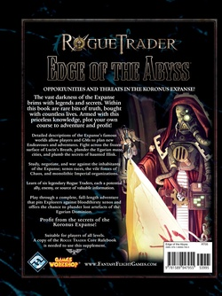Rogue Trader - Edge of the Abyss