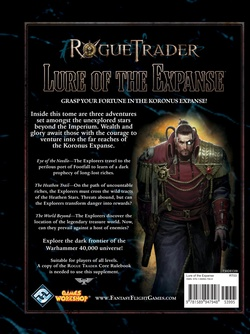 Rogue Trader - Lure of the Expanse