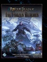 Rogue Trader - Warpstorm 1:  The Frozen Reaches