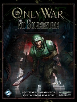 Only War - No Surrender