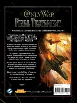 Only War - Final Testament