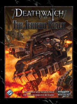 Deathwatch - The Jericho Reach
