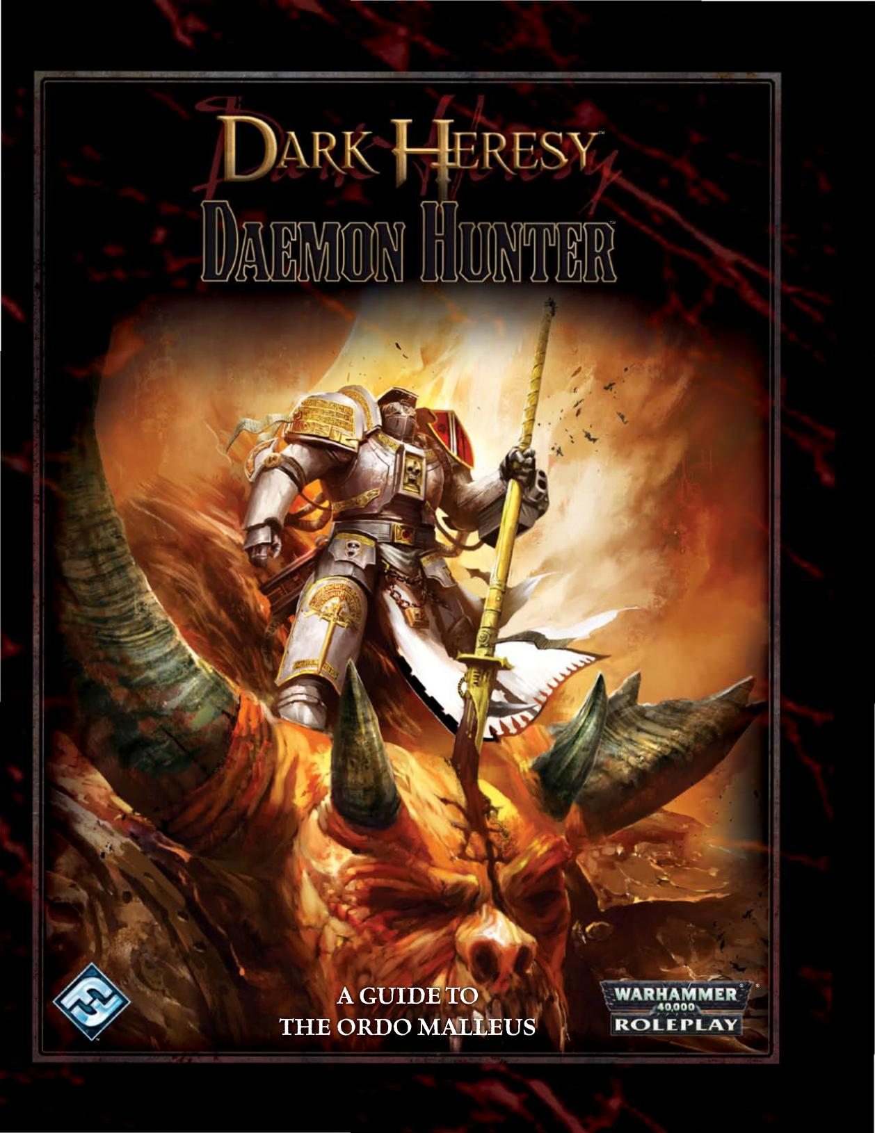 Library - Dark Heresy Second Edition | 40k RPG Tools