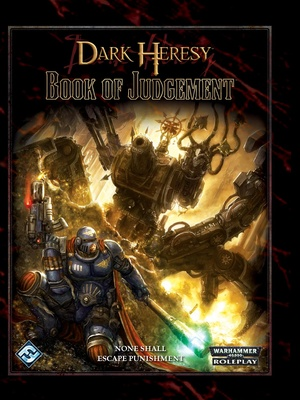 Dark Heresy - Book of Judgement