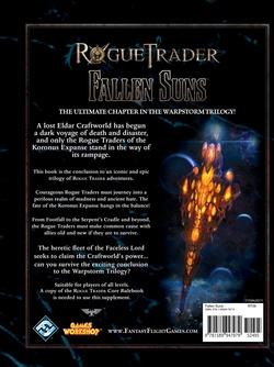 Rogue Trader - Warpstorm 3:  Fallen Suns