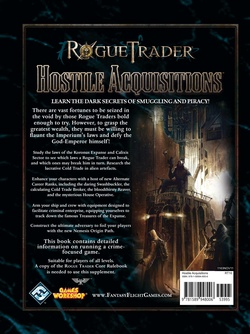 Rogue Trader - Hostile Acquisitions