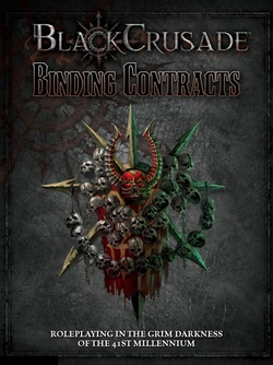 Black Crusade - Binding Contracts