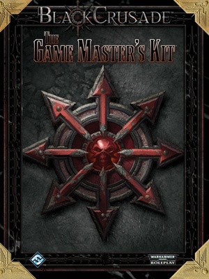 Black Crusade - Game Master's Kit