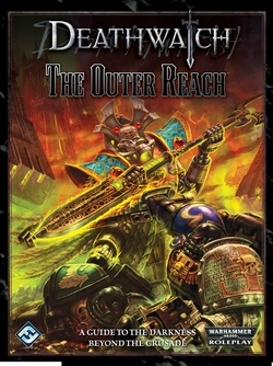 Deathwatch - The Outer Reach