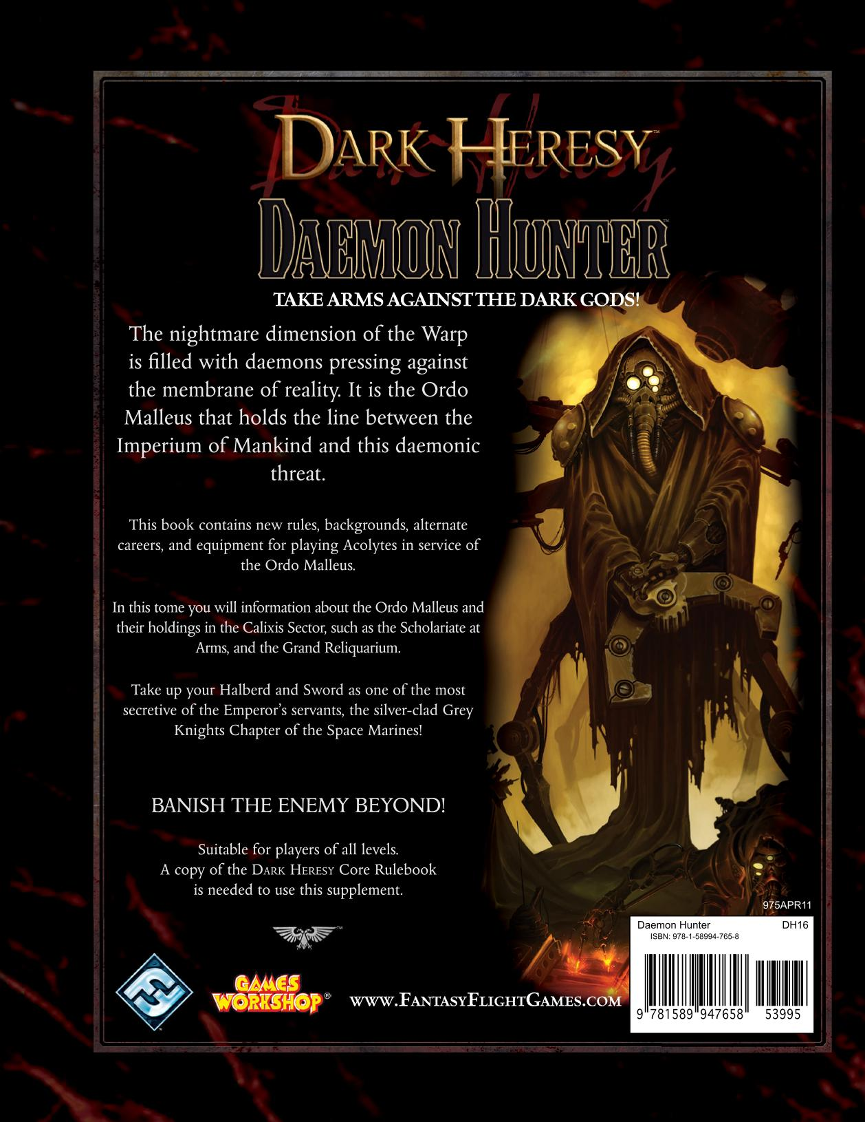 Dark Heresy Ascension Pdf