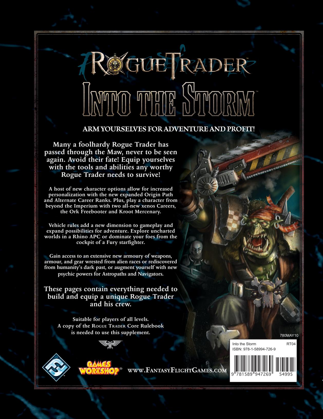 INTO THE STORM ROGUE TRADER PDF DOWNLOAD