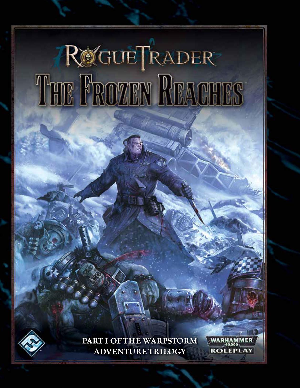 warhammer rogue trader pdf