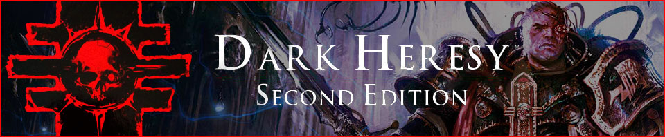 Dark Heresy Second Edition